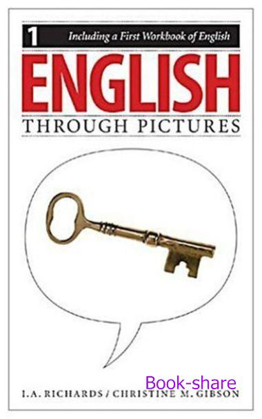 English Through Pictures, Book 1 and A First Workbook of English 08875110