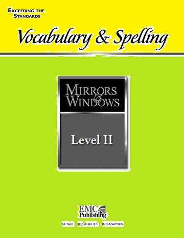 Exceeding the Standards: Vocabulary & Spelling, Level II 10236210