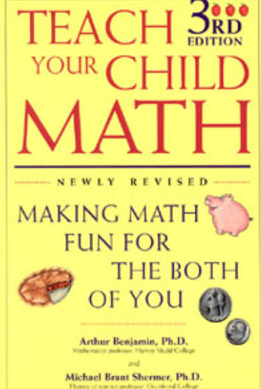Teach Your Child Math : Making Math Fun for the Both of You 29660610