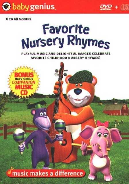 Baby Genius Favourite Nursery Rhymes – Educational DVDRip 2evra610
