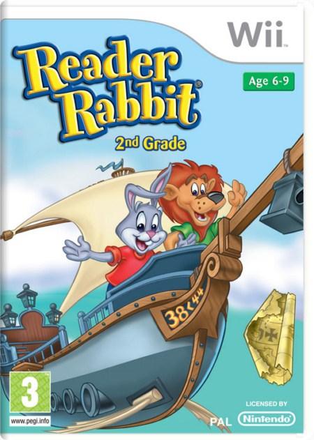 Reader Rabbit 2nd Grade (2011) USA Wii-MSD 2ndgra10
