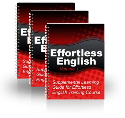 Effortless English - Full Course [Books With Audio]  31297110