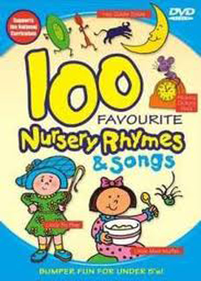 100 Favorite nursery rhymes & songs 34217010