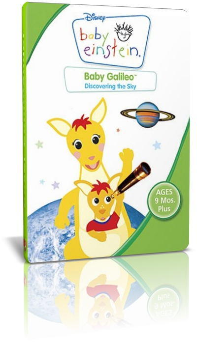 Baby Einstein - Baby Galileo: Discovering the Sky - DVDrip XVID 36579910