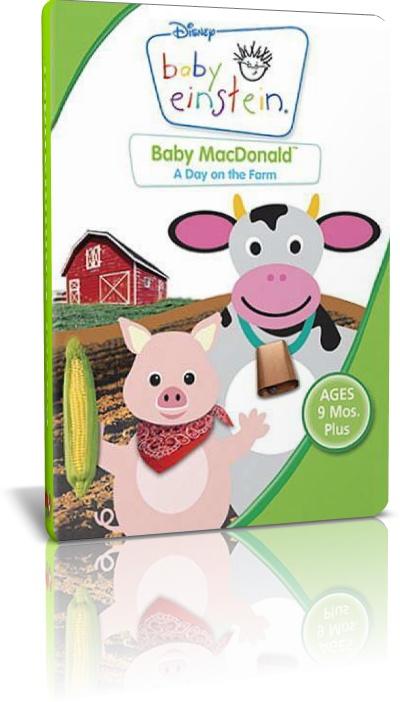 Baby Einstein - Baby MacDonald: A Day on the Farm - DVDrip XVID 36582010