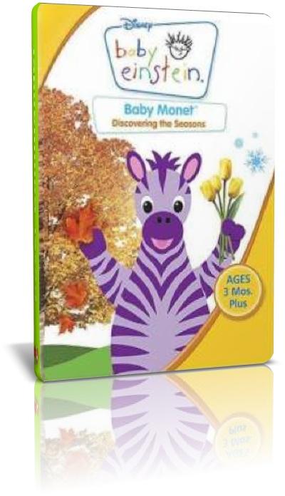 Baby Einstein - Baby Monet - Discovering the Seasons - DVDrip XVID 36584110