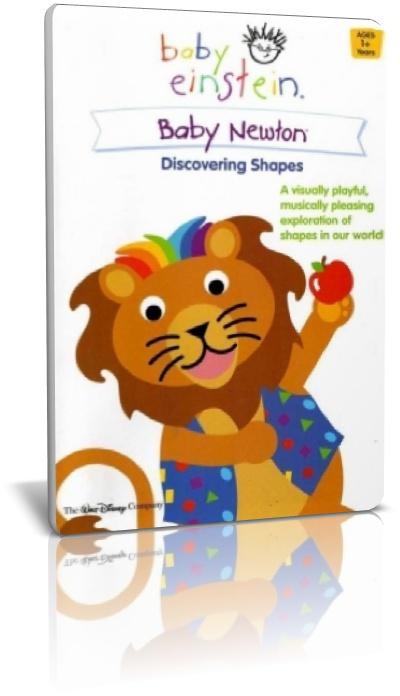 Baby Einstein - Baby Newton: World Of Shapes -  DVDrip XVID 36605410
