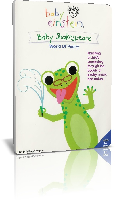 Baby Einstein - Baby Shakespeare: World of Poetry - DVDrip XVID 36658310