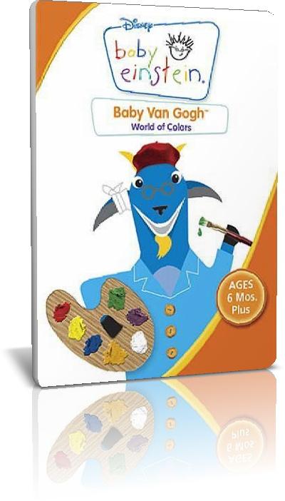 Baby Einstein - Baby Van Gogh - World of Colors - DVDrip XVID 36660910