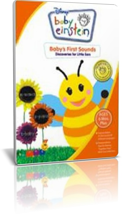 Baby Einstein - Baby's First Sounds: Discoveries for Little Ears DVDrip XVID 36679810