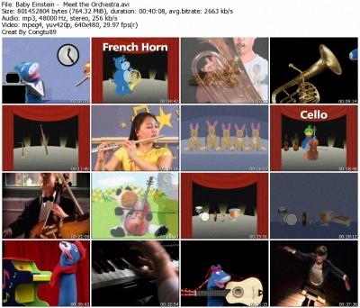 Baby Einstein - Meet the Orchestra: First Instruments - DVDrip XVID 36693710