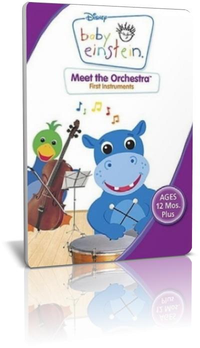 Baby Einstein - Meet the Orchestra: First Instruments - DVDrip XVID 36693810