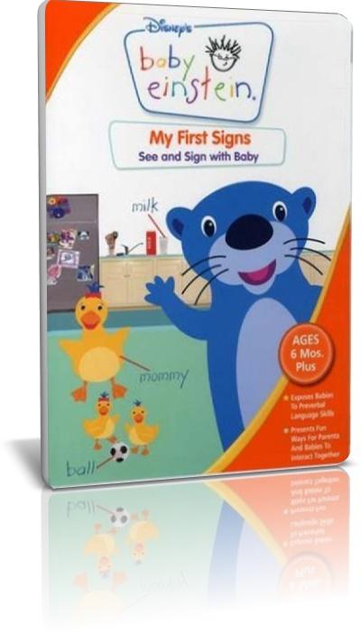 Baby Einstein - My First Signs DVDrip XVID 36697410