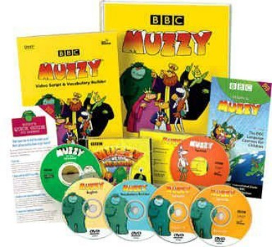 MUZZY - The BBC World's Number 1 Language Course for Children - Complete Level 1 36819e10
