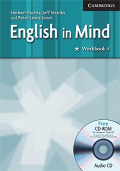 English in Mind 4 Workbook CD 3afe7e10