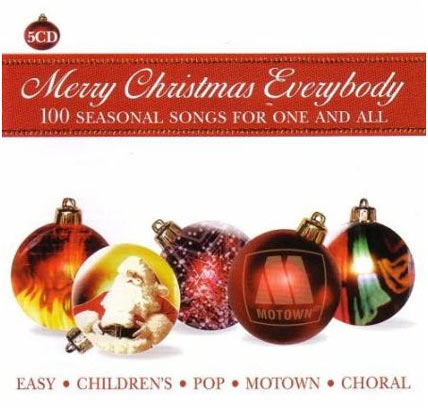 Merry Christmas Everybody 100 Seasonal Songs For One And All 3eae3610