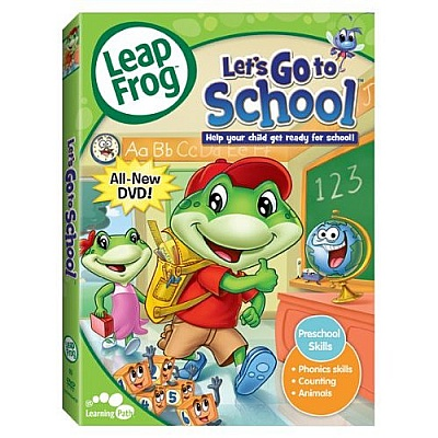 LeapFrog: Let's Go to School  47270010