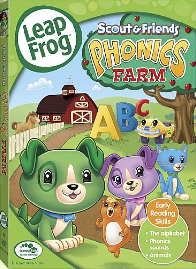LeapFrog: Scout & Friends – Phonics Farm 47271410