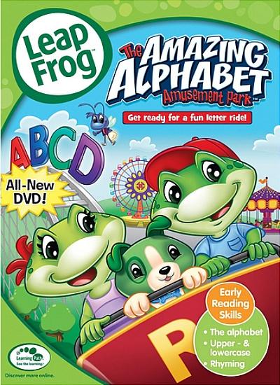 LeapFrog: The Amazing Alphabet Amusement Park 47272710