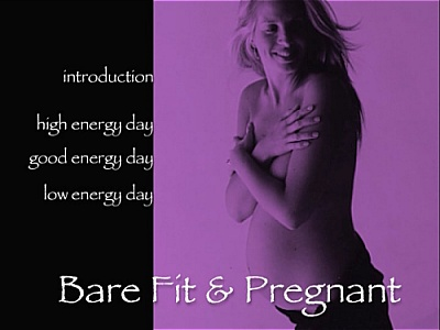 Bare Fit and Pregnant - 3 PreNatal Workouts with Susi Kerr 47567010