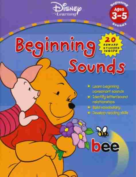 Disney Learning: Beginning Sounds (Ages 3-5) 4lhdvg10