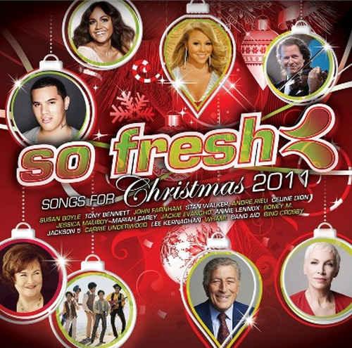 So Fresh: Songs For Christmas (2011) 5c674710