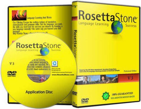 Rosetta Stone version 3.4.7 (ENG/American / British / French / Spanish / German) 6017d610