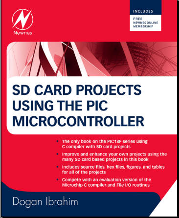 SD Card Projects Using the PIC Microcontroller  68693c10
