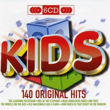 Kids - 140 Original Hits (6CD) (2009) 6fc99910