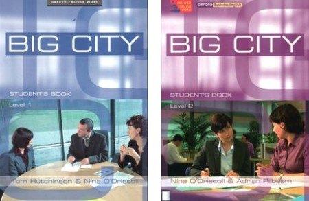 Oxford English Video Business English: Big City (Level 1-2) 7e5d8d10