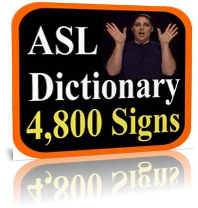American Sign Languge Video Dictionary 81775110