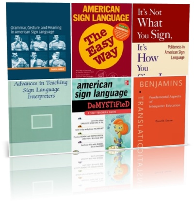 American Sign Language Ebook Collection 87653110