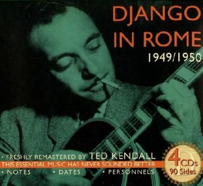 Django Reinhardt - Django in Rome 1949-1950 2003 91e8c310