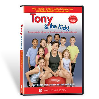 Tony and the children (Fitness for kids ages 5 to 12) 92a2bb10