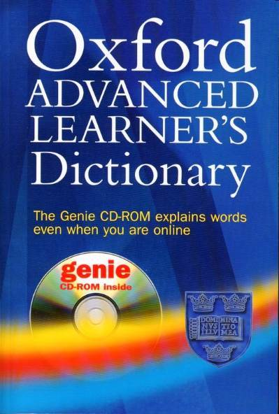 Oxford Advanced Learners Dictionary 8th Full + installation instructions 98133110