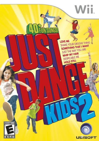 Just Dance Kids 2 USA WII-ProCiSiON 9be78610