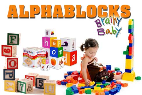 Brainy Baby Alphablocks Educational Video Collection for Kids DVDRip Tutorial Alphab10