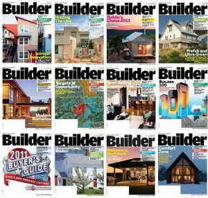 Builder Magazine 2011 Full Year Collection Builde10