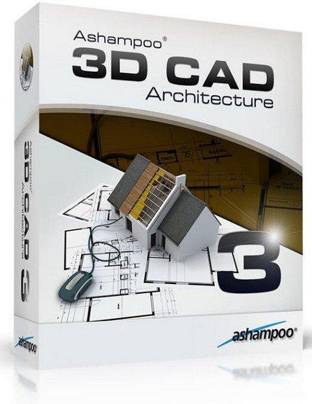 Ashampoo 3D CAD Architecture 3.0.2 Multilingual C4a2c110