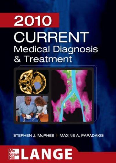 Current Medical Diagnosis and Treatment (CMDT) 2010 Cd7c3510