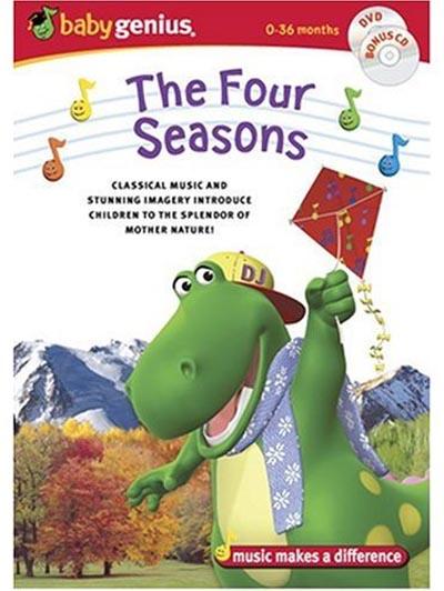 Baby Genius: The Four Seasons  Csmov010
