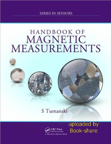 Handbook of Magnetic Measurements (Series in Sensors) D35f6510