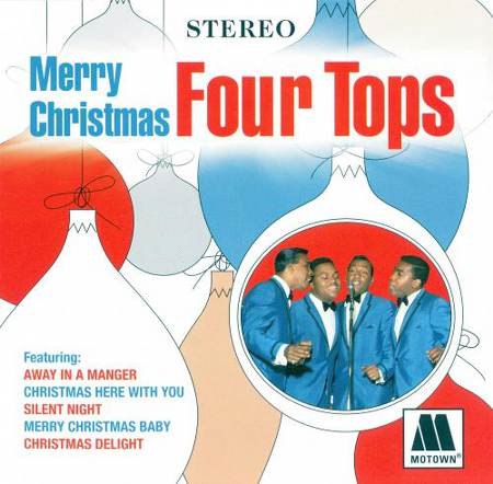 The Four Tops - Merry Christmas  E13ce311