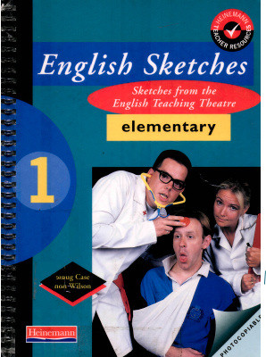 English Sketches 1 & 2 by the English Teaching Theatre E3d22010