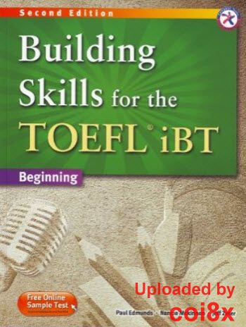 Building Skills for the TOEFL iBT, 2nd Edition E897a610