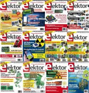Elektor Electronics 2011 Full Year Collection Elekto11