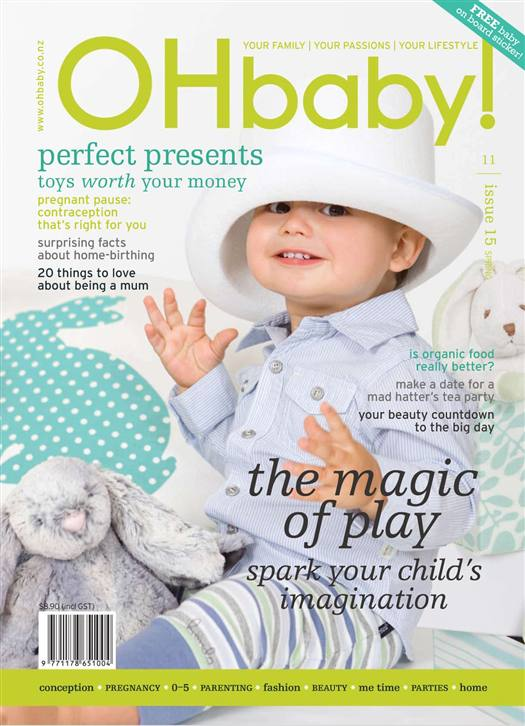 OHbaby! - No.15 (Spring 2011) Image_11