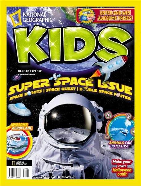 National Geographic KIDS - October 2011 / South Africa Image_22