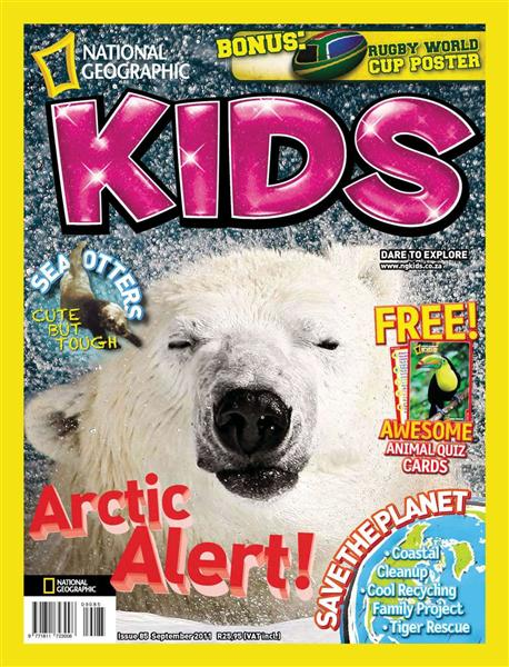 National Geographic KIDS - September 2011 / South Africa Image_23
