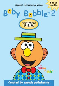 Baby Babble 2 - First Words with P, B & M L9610